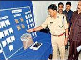 Rs 1.5 crore drug racket busted, PhD scholar, 2 others held   Hyderabad  News - Times of India