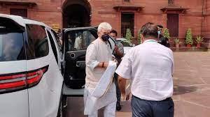 जम्मू-कश्मीर के मसले पर अमित शाह की अगुवाई में अहम बैठक, मनोज सिन्हा भी  पहुंचे - Home ministry meeting on jammu Kashmir amit shah meeting manoj  sinha updates - AajTak