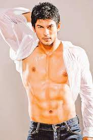 """Anuj Singh on Twitter: """"how handsome and sexy he is looking I am just in  love with Siddharth Shukla I want my boyfriend to be like Siddharth Shukla  the way he is"""