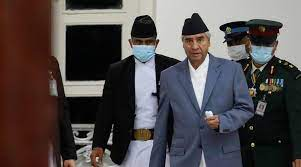 Sher Bahadur Deuba wins vote of confidence in Nepal Parliament   World  News,The Indian Express