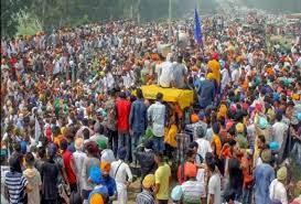 Kisan Andolan: Farmers Will Hold Mahapanchayat In Muzaffarnagar On  September 5 - चुनावी राज्यों पर किसानों की नजर: बंगाल के बाद मिशन यूपी व  उत्तराखंड की शुरुआत, मुजफ्फरनगर में ...