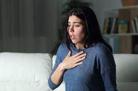 Is My Shortness of Breath an Anxiety Attack or Coronavirus? - Behavioral  Health, COVID-19, Health Topics - Hackensack Meridian Health