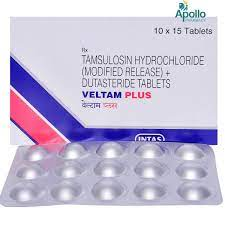 Veltam Plus Tablet 15's Price, Uses, Side Effects, Composition - Apollo  Pharmacy