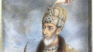 Bahadur Shah Zafar, the last Mughal who would rather have been a poet