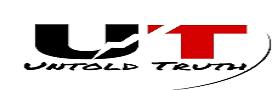 Untold Truth Logo